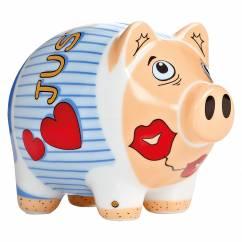 Mini Piggy Bank Sparschwein 3er Set von Zwischenraum