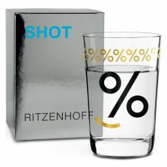SHOT Shot Glass by Carl van Ommen