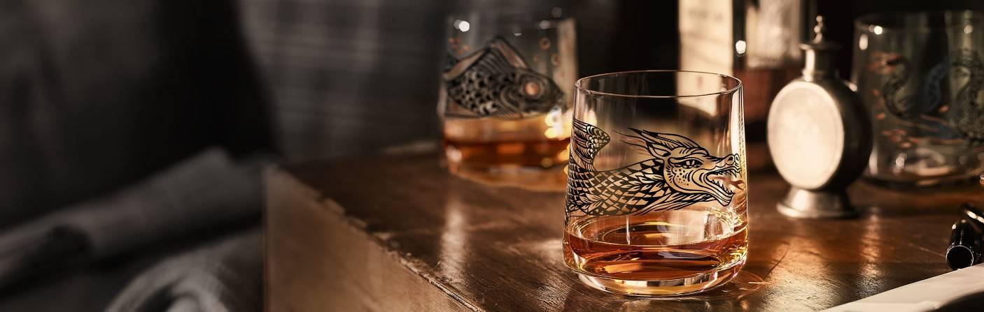 Whiskey – Noble whiskey glass