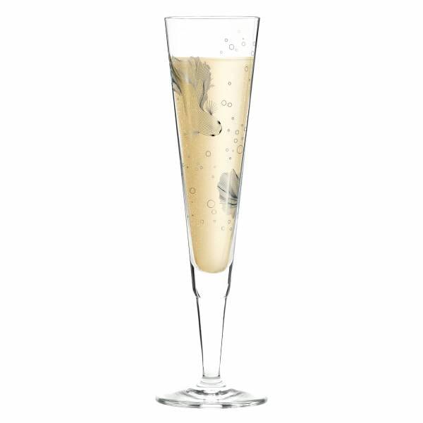 Champus Champagnerglas von Werner Bohr