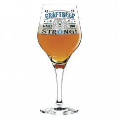 Craft Beer Bierglas von Kathrin Stockebrand