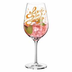 Aperitivo Rosato Aperitif Glass by Selli Coradazzi