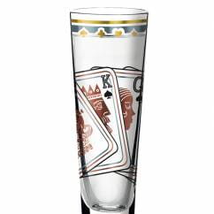 Black Label Schnapsglas von Sascha Morawetz