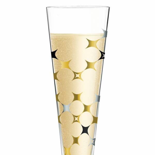 Champus Champagne Glass by Esser'Design (Sparkle)