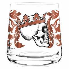 WHISKY Whisky Glass by Medusa Dollmaker