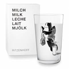MILK Milk Glass by Peter Pichler