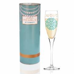 Pearls Edition Proseccoglas von Dorothee Kupitz