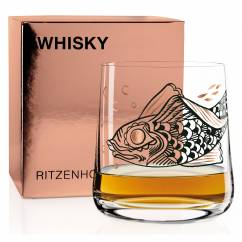 WHISKY Whisky Glass by Olaf Hajek (Jasconius)