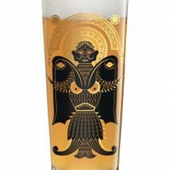 WHEAT BEER Weizenbierglas von Christian Montenegro