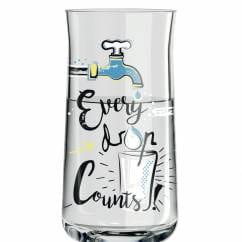 Schnapps Schnapsglas von Dominika Przybylska (Every drop)