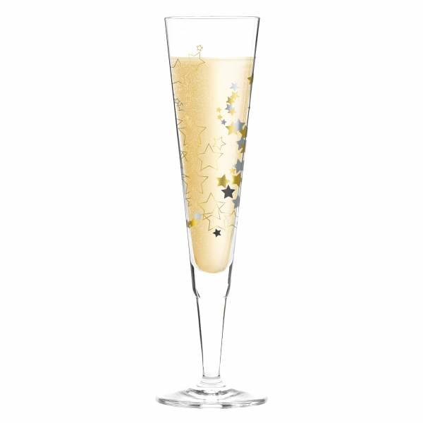 Champus Champagnerglas von Concetta Lorenzo