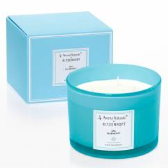 Modern scented candle 3-wick, Spa Harmony