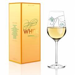 White Weißweinglas von Ramona Rosenkranz