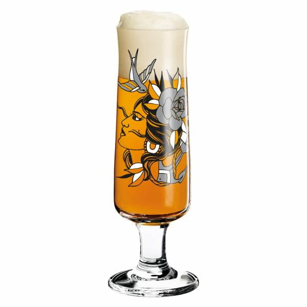 Beer Glass by Tobias Tietchen (Fisherman's Wife)