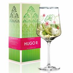 Hugo R. Aperitif Glass by Inga Knopp-Kilpert