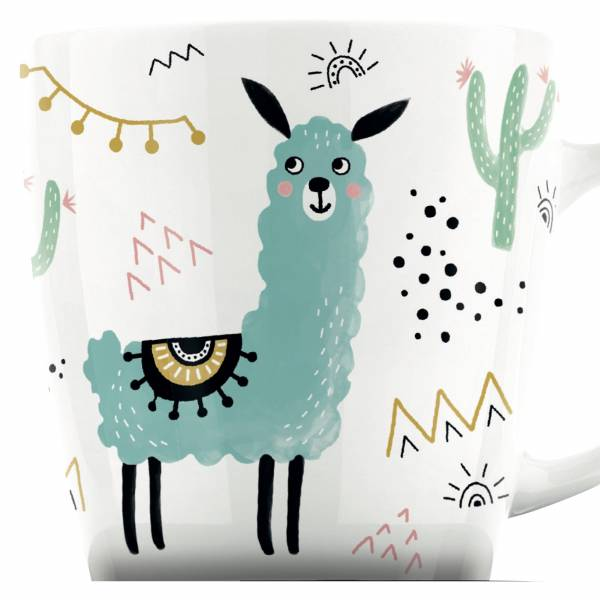 My Darling coffee mug by Izabella Markiewicz