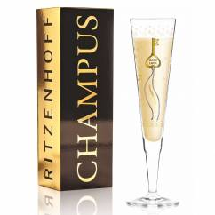 Champus Champagnerglas von Sven Dogs