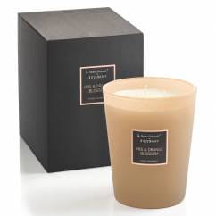 Selection scented candle 3-wick, Iris & Orange Blossom
