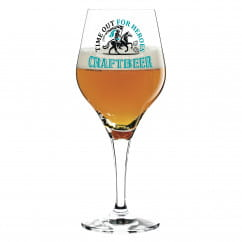 Craft Beer Bierglas von Steven Flier