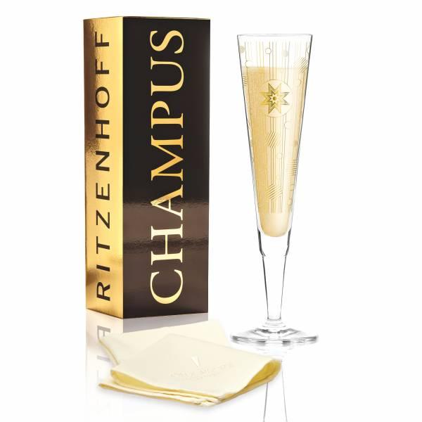 Champus Champagnerglas von Gabriel Weirich