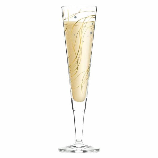 Champus Champagne Glass by Asobi