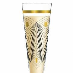 Champus Champagne Glass by Ruth Berktold