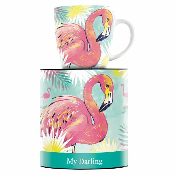 My Darling coffee mug by Nils Kunath