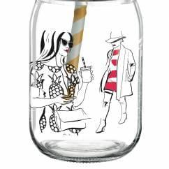 Make It Take It Smoothieglas von Andrea Arnolt
