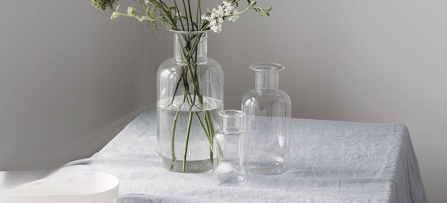 Tube: Very thin cylinder vases