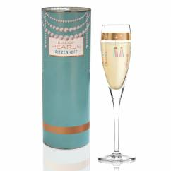 Pearls Edition Proseccoglas von Willian Farias