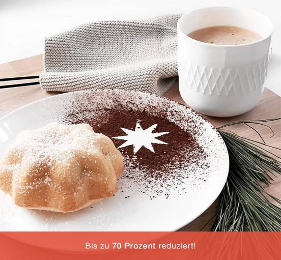 Livø – Feel at Home: Diamonds porcelain mug