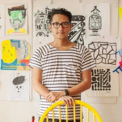 Saiman Chow: Artist and designer from New York