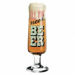 Beer Bierglas von Potts