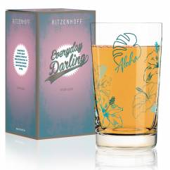 Everyday Darling Softdrinkglas von Iris Interthal
