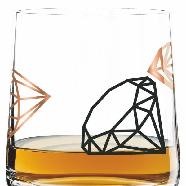 WHISKY Whisky Glass by Paul Garland