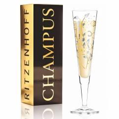 Champus Champagne Glass by Nuno Ladeiro