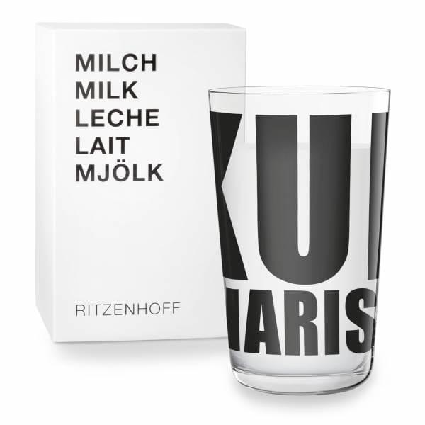 MILK Milchglas von Pentagram