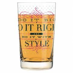 Everyday Darling Softdrinkglas von Burkhard Neie