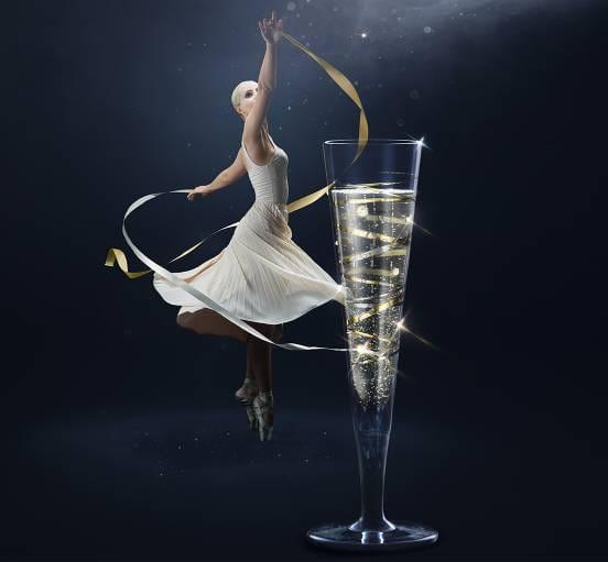 Ritzenhoff: Jahrgangs-Champagnerglas 2021