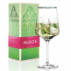 Hugo R. Aperitif Glass by Kurz Kurz Design