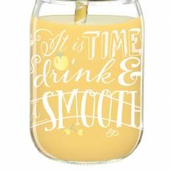 Make It Take It Smoothieglas von Kathrin Stockebrand