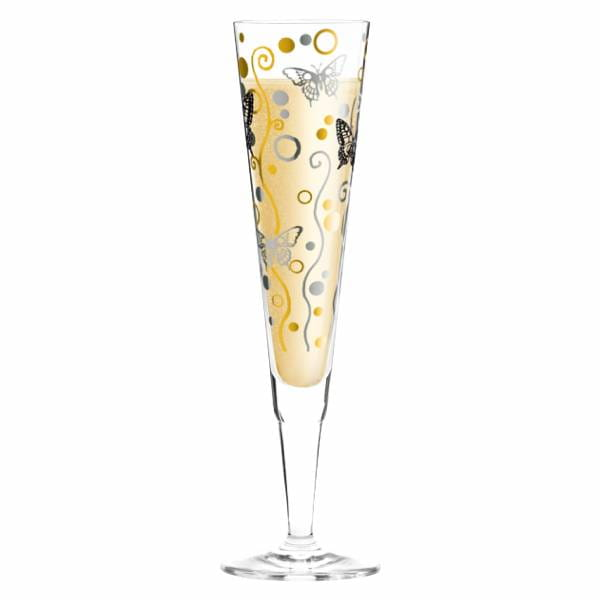 Champus Champagne Glass by Ingrid Robers