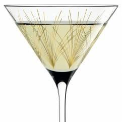 COCKTAIL cocktail glass by Véronique Jacquart (Fireworks)