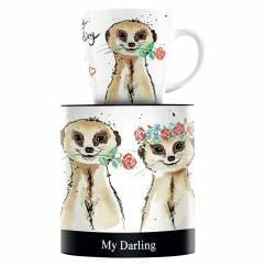 My Darling Kaffeebecher von Michaela Koch
