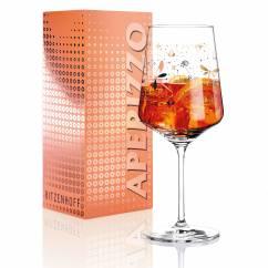 Aperizzo Aperitif Glass by Liana Cavallaro