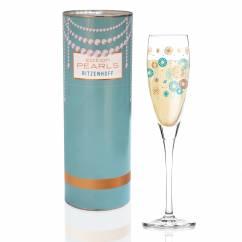 Pearls Edition Proseccoglas von Rachel Hoshino
