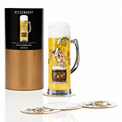 Seidel beer mug 0.5 l by Oliver Hartmann
