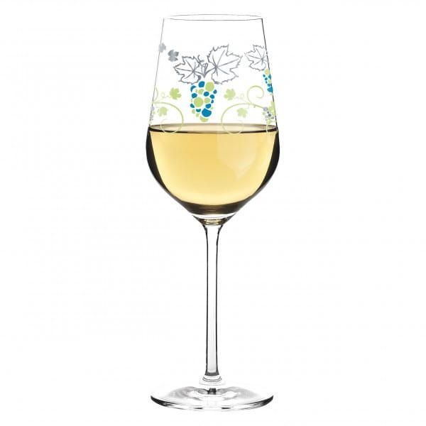 White Weißweinglas von Shinobu Ito